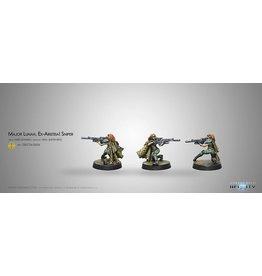 Corvus Belli Major Lunah, Ex-Aristeia! Sniper (Viral Sniper Rifle)