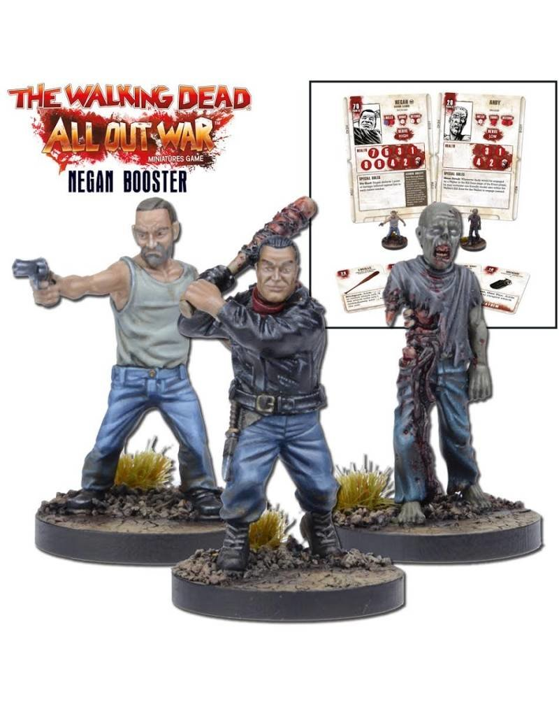 Mantic Games The Walking Dead: Negan Booster