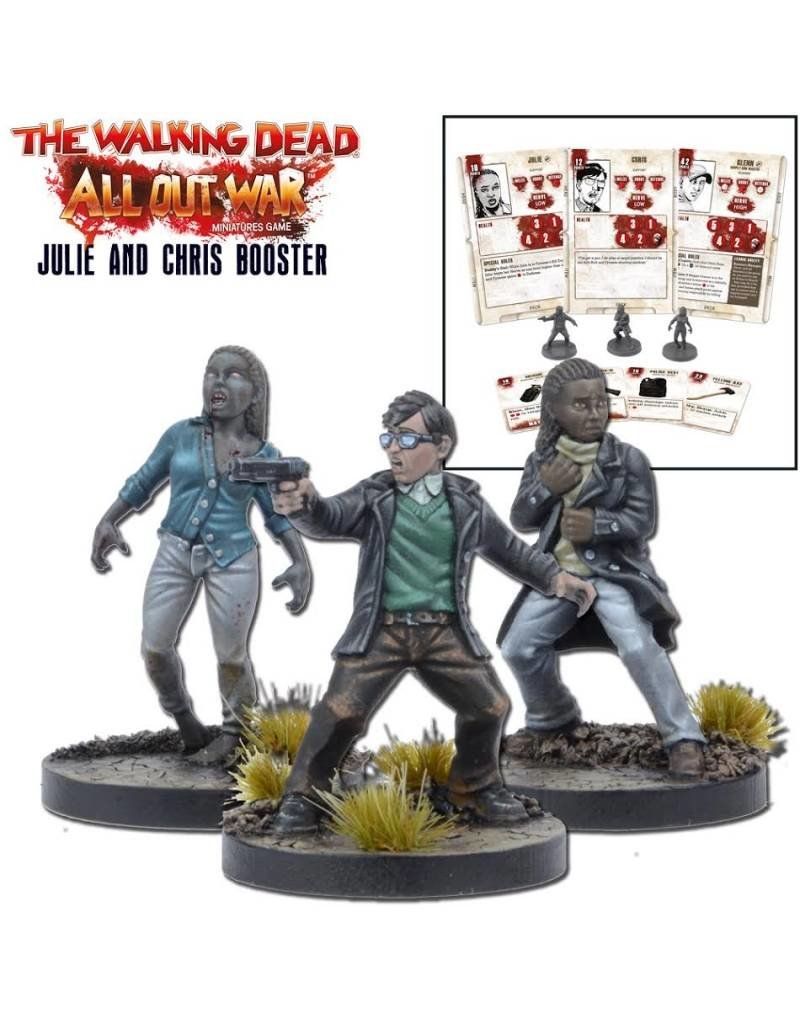 Mantic Games The Walking Dead: Julie & Chris Booster