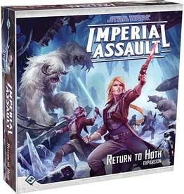 Fantasy Flight Games Fantasy Flight Games Star Wars Imperial Assault: Return To Hoth Campaign