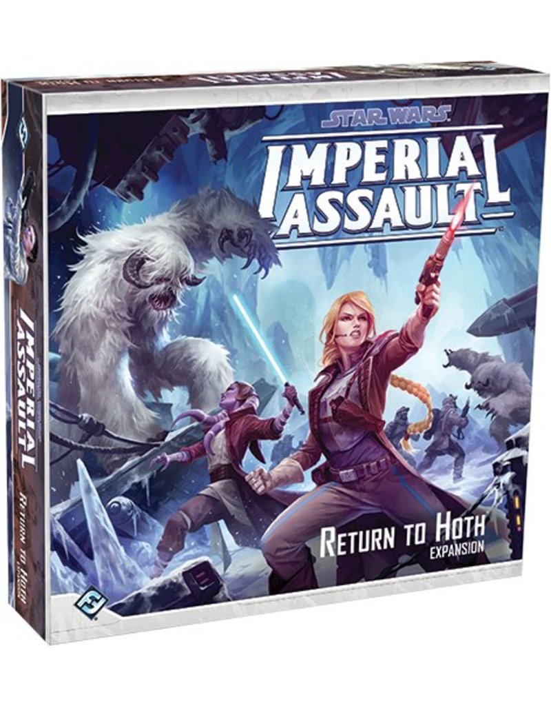 Fantasy Flight Games Star Wars Imperial Assault: Return To Hoth Campaign