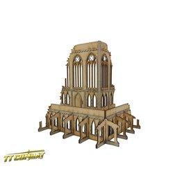 TT COMBAT Gothic Corner Ruins B