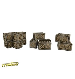 TT COMBAT Warehouse Boxes