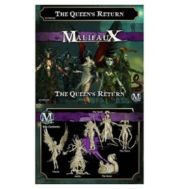 Wyrd The Queen's Return - Titania Crew Box Set