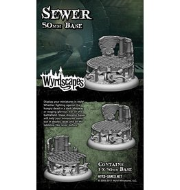 Wyrd Sewer 50MM
