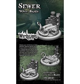 Wyrd Sewer 40MM