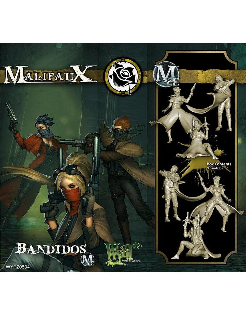 Wyrd Outcasts Bandidos Box Set