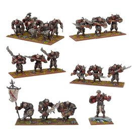 Mantic Games Ogre Army
