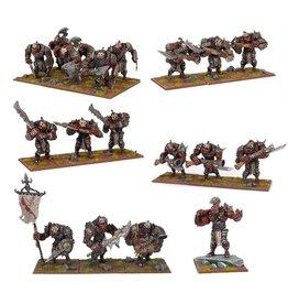 Mantic Games Ogre Starter Army