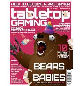 Warners Tabletop Gaming Magazine #10 Jun/Jul 17