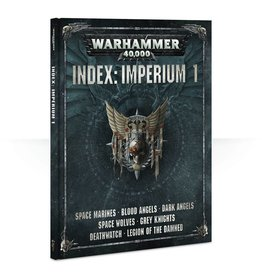 Games Workshop INDEX: IMPERIUM VOL 1 (ENGLISH)
