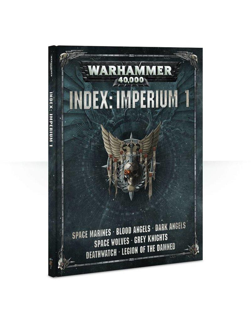 Games Workshop Index: Imperium Volume 1 (EN)