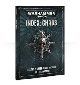 Games Workshop INDEX: CHAOS (ENGLISH)