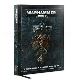 Games Workshop WARHAMMER 40000 RULEBOOK (ENGLISH)