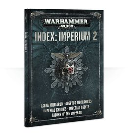 Games Workshop INDEX: IMPERIUM VOL 2 (ENGLISH)