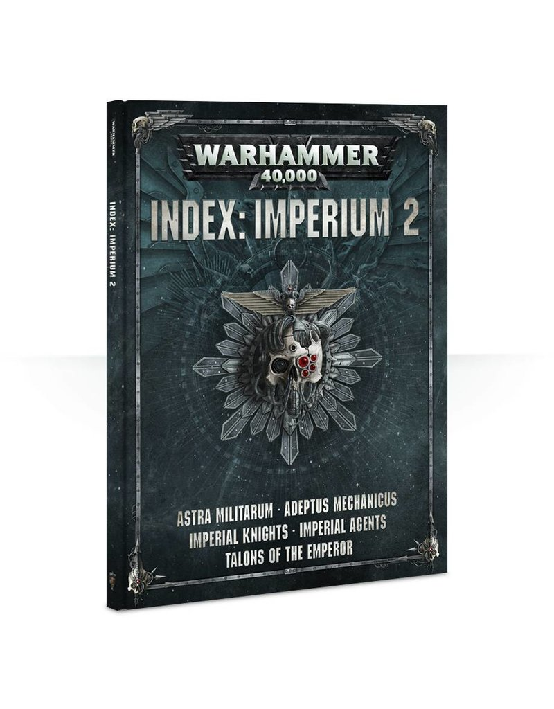 Games Workshop Index: Imperium Volume 2 (EN)