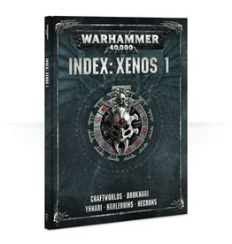Games Workshop INDEX: XENOS VOL 1 (ENGLISH)