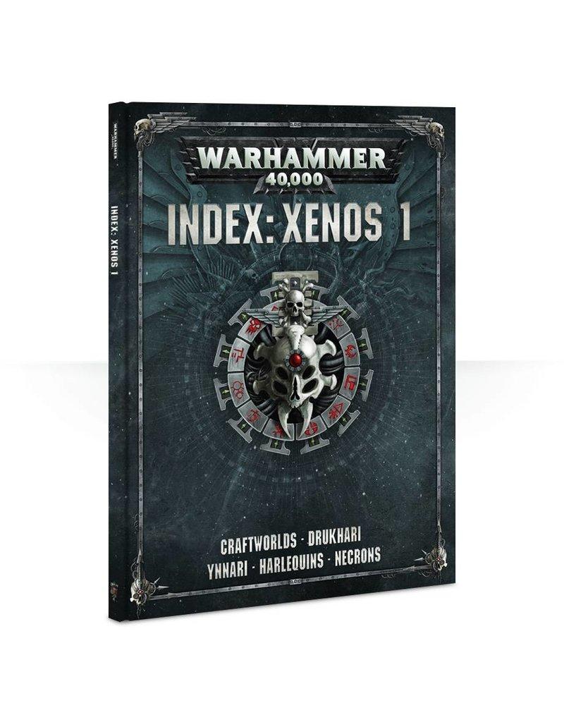 Games Workshop Index: Xenos Volume  1 (EN)