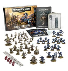 Games Workshop WARHAMMER 40000: DARK IMPERIUM (ENGLISH)