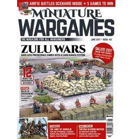 Warners Miniature Wargames June 2017 # 410