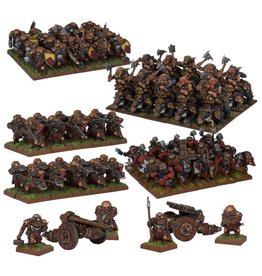 Mantic Games Dwarf Army (Re-pack)