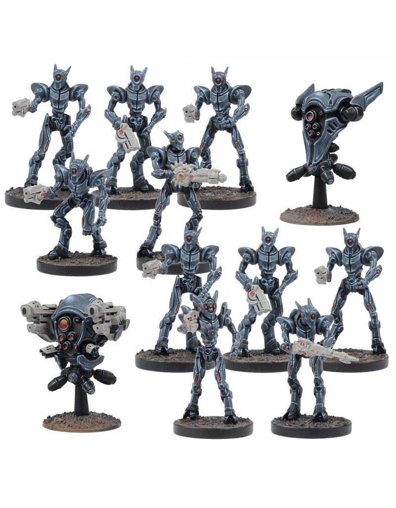 Mantic Games Warpath / Deadzone: Asterian Marionettes