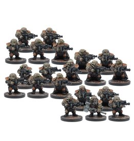 Mantic Games Forge Father Militia