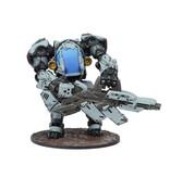 Mantic Games Warpath / Deadzone: Enforcer Strider with Burst Laser