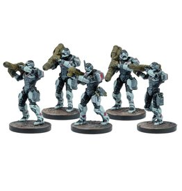 Mantic Games Enforcer Heavy Support Team