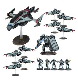 Mantic Games Enforcer Reserve Force