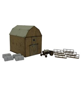 Mantic Games Greene Family Farm MDF Kit