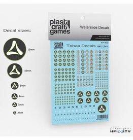 Plastcraft Infinity Decals - Tohaa