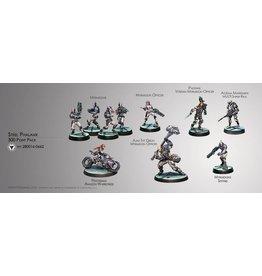 Corvus Belli ALEPH Steel Phalanx 300 Pt Pack