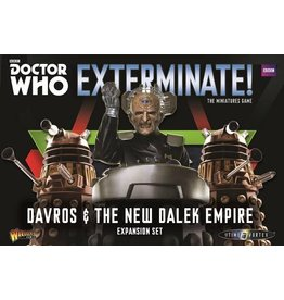 Warlord Games Daleks & Davros Expansion Set