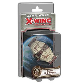 Fantasy Flight Games Star Wars X-Wing: Scurgg H-6 Bomber Expansion Pack