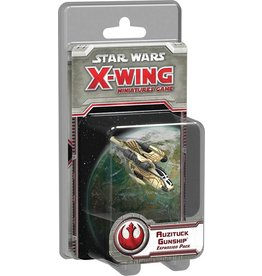 Fantasy Flight Games Star Wars X-Wing: Auzituck Gunship Expansion Pack