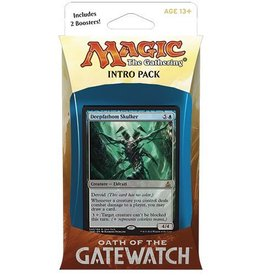 Wizards of the Coast Magic The Gathering - Oath of the Gatewatch: Twisted Reality Intro pack