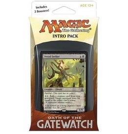 Wizards of the Coast Magic The Gathering - Oath of the Gatewatch: Vicious Cycle Intro pack