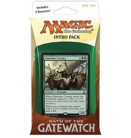 Wizards of the Coast Magic The Gathering - Oath of the Gatewatch: Concerted Effort Intro pack