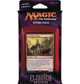 Wizards of the Coast Magic The Gathering - Eldritch Moon: Untamed Wild Intro pack