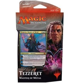 Wizards of the Coast Magic The Gathering - Aether Revolt: Tezzeret Master of Metal