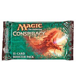Wizards of the Coast Magic The Gathering - Conspiracy: 15 card Booster pack