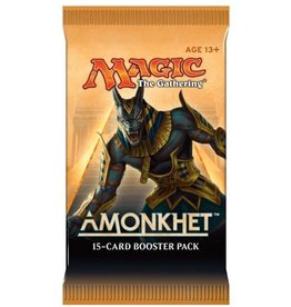 Wizards of the Coast Magic The Gathering - Amonkhet: 15 card Booster pack