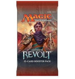 Wizards of the Coast Magic The Gathering - Aether Revolt: 15 card Booster pack