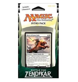 Wizards of the Coast Magic The Gathering - Battle for Zendikar: Rallying Cry Intro Pack