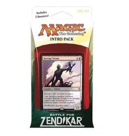 Wizards of the Coast Magic The Gathering - Battle for Zendikar: Eldrazi Assault Intro Pack