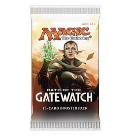 Wizards of the Coast Magic The Gathering - Oath of the Gatewatch: 15 card Booster pack