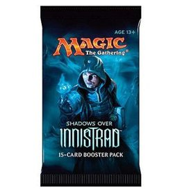 Wizards of the Coast Magic The Gathering - Shadows over Innistrad: 15 card Booster pack