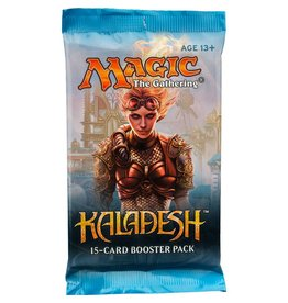 Wizards of the Coast Magic The Gathering - Kaladesh: 15 card Booster pack