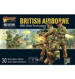 Warlord Games Airborne WWII Allied Paratroopers